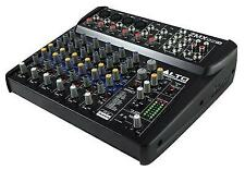 Alto Zephyr Zmx122fx 8 Channel Compact Mixer With Effects
