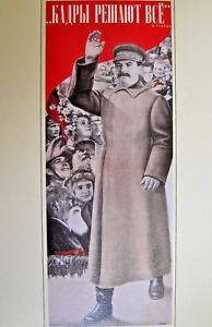 USSR CCCP card Kremlin Stalin  propaganda communism