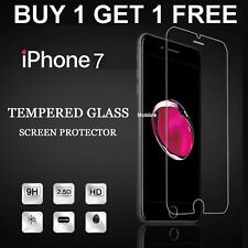 For Apple iPhone 6, 6S, 7, 8, 100% Genuine Tempered Glass Film Screen Protector