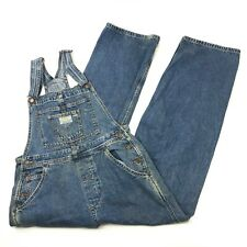 Levi's Strauss Two Horse Brand Work Denim Jean Overalls Women's Size M