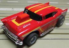 für Slotcar Racing Modellbahn --   Pro Stock Chevy mit Tomy Motor