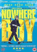 Nowhere Boy [DVD], Very Good DVD, Sam Bell, Aaron Taylor-Johnson, Thomas Brodie-
