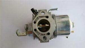 Carb + Gaskets + Insulator for Mitsubishi GM291 GM301 MGE4800 MGE4000
