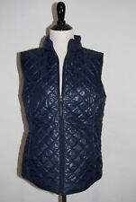 Van Heusen Navy Blue Quilted Puffer Vest Size Large. NWT, Orig $84
