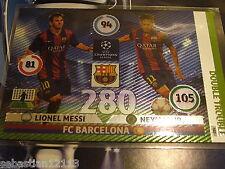 Adrenalyn XL Champions League 2014-2015 Double Trouble Fc Barcelona