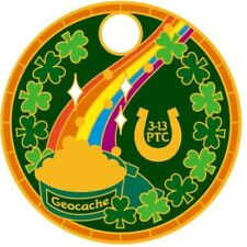 Pathtag pathtags Geocoin geocaching #25801