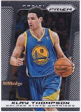 2013-14 PANINI PRIZM BASE: KLAY THOMPSON #197 GOLDEN STATE WARRIORS ALL-STAR/NBA