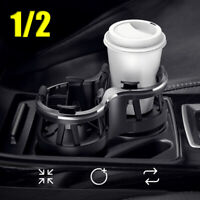 Car Seats Cup 2 Holder Drink Beverage Coffee  Auto Truck Bottle Mount Universal