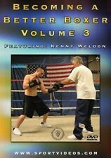 Becoming A Better Boxer: Volume 3 (DVD, 2006) Usually ships within 12 hours!!!
