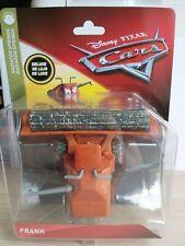 Disney Pixar Cars RARE DELUXE version Frank Diecast 1:55 Brand New in Box