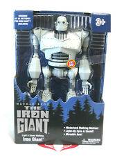 The Iron Giant Action Figure Working Lights Sounds Walmart Exc Sealed