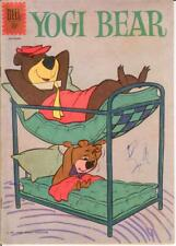 YOGI BEAR (1959-1970 DELL/GK) 4 VG Sept. 1961 COMICS BOOK