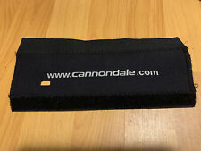 NEW Cannondale Road Bike Bicycle Chainstay Protector Guard Black Reflective Slap