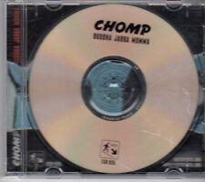 (DV821) Chomp, Buddha Jabba Momma - DJ CD