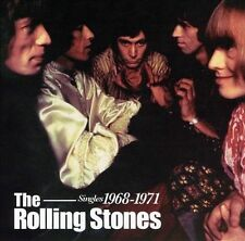 Singles 1968-1971 [Box] by The Rolling Stones (CD, Mar-2005, 10 Discs, ABKCO Rec