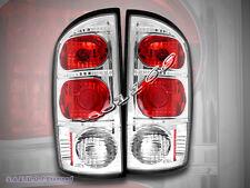 02 03 04 05 06 Dodge Ram Altezza Tail Lights Chrome G2