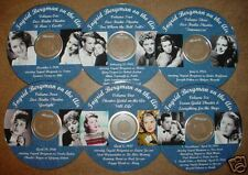 INGRID BERGMAN on the air - Vintage Radio Shows OTR-CDs