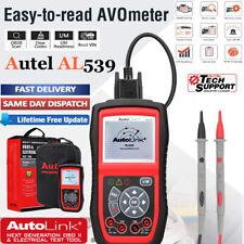 Universal OBD2 Code Reader Scanner Engine Diagnostic tool AUTEL Autolink AL539