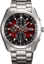 ORIENT Watch Sporty NEO 70's Horizon Solar Chronograph WV0031TY Men's