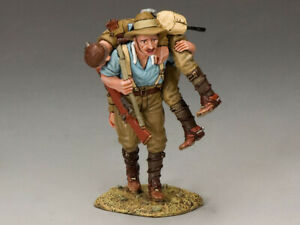King and Country AL017 - 1:30 Australian Light Horse, The Rescue - mint in box