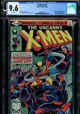 X-Men #133, CGC 9.6 WP!!, Near Mint!! Classic Wolverine Cover!  LOOK!!