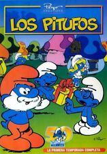 Los Pitufos: La Primera Temporada Completa, En Español Latino (4-DVD)
