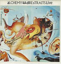 Dire Straits - Alchemy - Dire Straits Live, 2xLP, Album, Gat, (Vinyl)