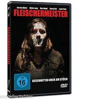 DVD - Fleischermeister - Tagliato O Am Pezzo - Nuovo/Originale