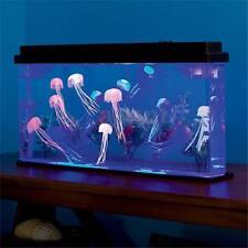 Rectangle standard unbranded aquariums tanks ebay for Tap tap fish light jellyfish