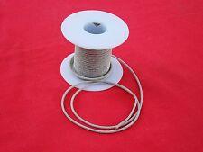 """2500 Watt, 1 ft .081"""" Speaker Braided Tinsel Lead Wire, Speaker,Woofer Repair"""