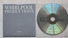 Whirlpool Productions – ???  CD  promo in a cardboard sleeve  ElektroMotor