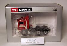 WSI Models 1/50: 04-2013 Volvo F12 6x2 Inter cooler, Tracteur solo, rouge