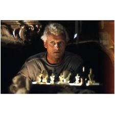 Blade Runner Rutger Hauer as Roy Batty behind chessboard 8 x 10 Inch Photo