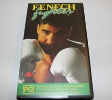 Boxing PAL VHS Movies