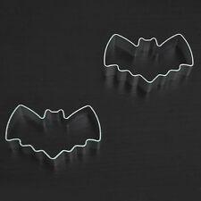 1pc Halloween Fondant Cookies Cutter Mold Bat Vampire Cake Decoration Mould Gift