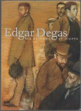 Edgar Degas Six Friends at Dieppe History Museum Art RI School Design '05 SC pic