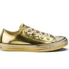 Gold Limited Edition Converse New