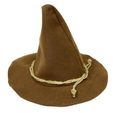 Brown Scarecrow Hat