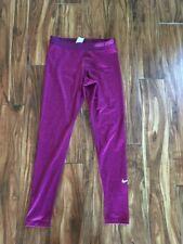 Nike PRO Full Length Large Leggings Polka Dot 685125-563 Women's