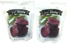 2 Packs Trader Joe's Just Beets Dehydrated Beet Snacks 1.3 OZ/Pack