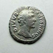 RARE Antoninus Pius AD 138-161 Rome Denarius Ancient