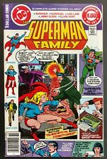 SUPERMAN FAMILY #197 SHARP VF+ 1979 68  BIG PGS! SUPERGIRL,JIMMY + LOIS LANE!