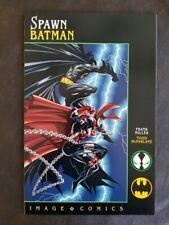 SPAWN BATMAN FRANK MILLER TODD MCFARLANE IMAGE COMICS (1994) NEAR MINT