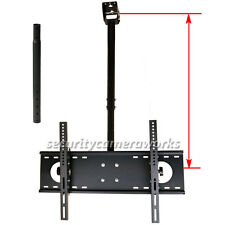 "LCD LED Plasma Tilt Swivel TV Ceiling Mount 39 40 42 43 46 47 48 50 55 60"" BT2"