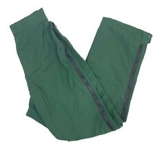 REI Gore-Tex Us Forest Service Pants Size Large Green Lined Outdoors Hiking