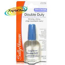 Sally Hansen Double Duty Nail Strength Base & Top Coat Z2239
