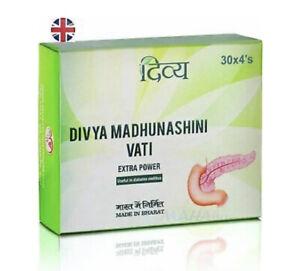 Patanjali UK - Madhunashini Vati Extra Power 120 Tabs EXP 01/2023 NEW STOCK