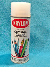 VINTAGE KRYLON CRYSTAL CLEAR - No. 1303 - 1/4 FULL - COLLECTORS ITEM