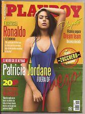 PLAYBOY VENEZUELA JULY 2014 COVER PATRICIA JORDANE PLAYMATE VICTORIA SEGURA