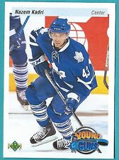 2010-11 Upper Deck 20th Anniversary Young Guns card #247 of Nazem Kadri